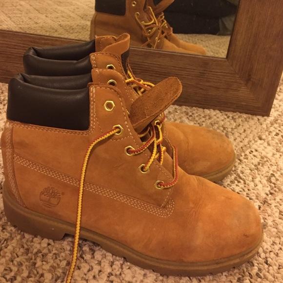 Timberland Støvler Størrelse 4,5