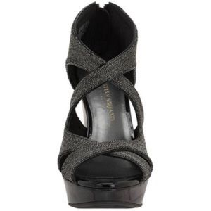 Christian Siriano Shoes - NWOB Christian Siriano for payless Wedge Sandals