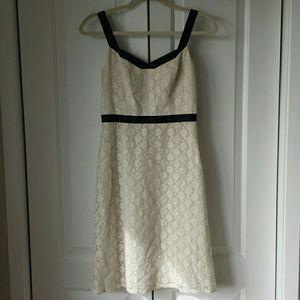 LOFT Dresses & Skirts - Ivory Lace Dress
