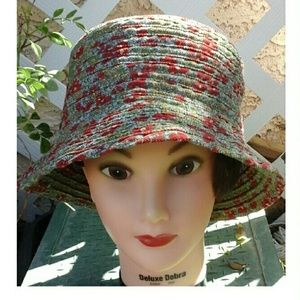 GREVI Other - The perfect  Grevi Hat Made  Italy For the Summer
