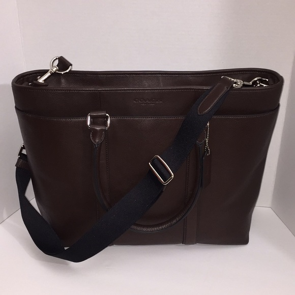 25eb7ffad Coach Bags | Businesstravel Tote In Smooth Leather | Poshmark