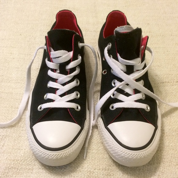 a471ae6627ba Converse Shoes - NWOT Black Converse Shoes Chuck Taylor All Stat