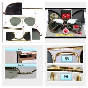 Ray-Ban Accessories - 100%Authentic Brand new Rayban aviator