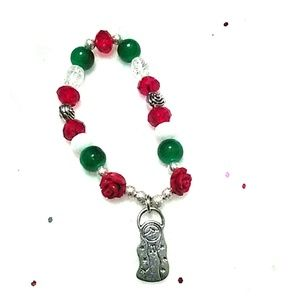 FINAL PRICE!! kids Virgin Mary bracelet