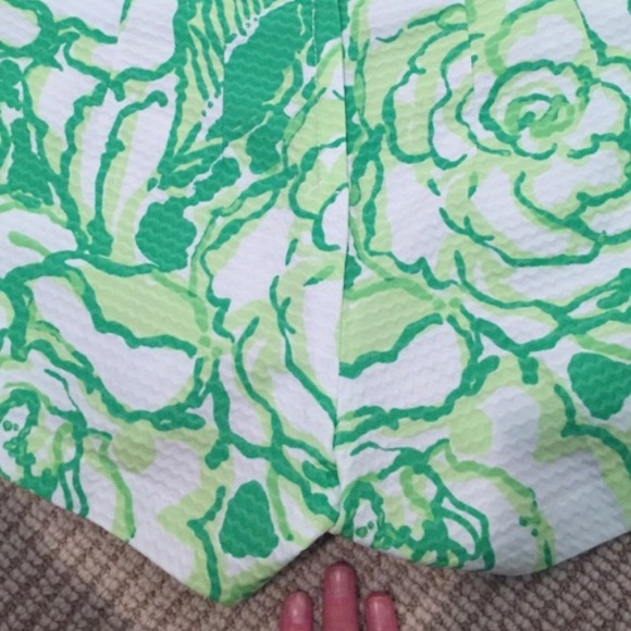 55 Off Lilly Pulitzer Pants Lilly Pulitzer Liza Short