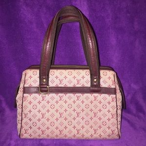 Authentic Louis Vuitton Monogram Mini Josephine PM