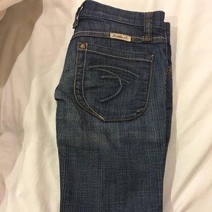 Size 0 Frankie B. Jeans