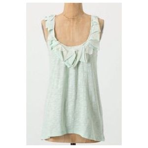 Anthropologie Passerine Tank