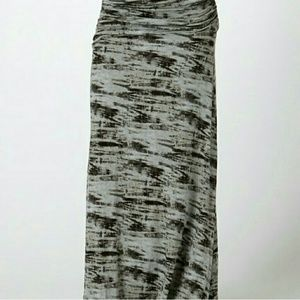 bellino clothing  Dresses & Skirts - New Tie-Dye Maxi Skirt