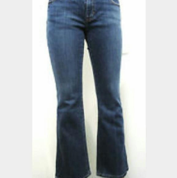 GAP Jeans   Curvy Flare Stretch   Poshmark 289d9cc71b