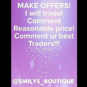 Accessories - Trade!!!!!!