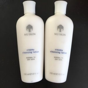 *SOLD* NuSkin Creamy Cleansing Lotion