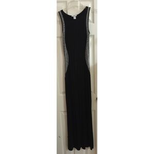 Bar III maxi dress size XS