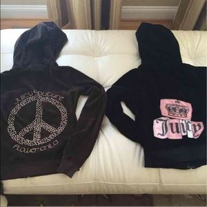 BROWN ONLY juicy couture jacket