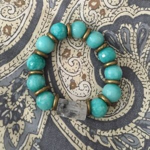 Healing bracelet with turquoise from Shopbop