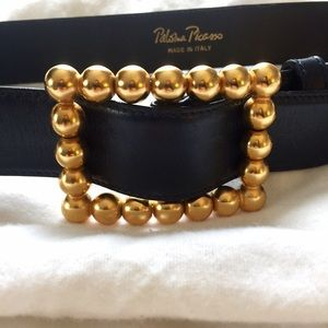 Accessories - PALOMA PICASSO Leather Belt