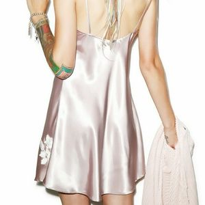 For Love and Lemons Intimates & Sleepwear - Mimosa Slip Dress For Love and Lemons