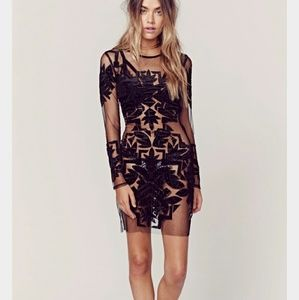 Vienna Mini Dress For Love and Lemons