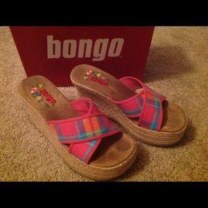 BONGO Shoes - BONGO Wedges!