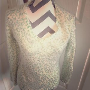 Justice Other - Animal print sweater