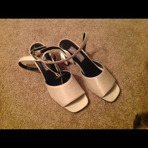 Calico Shoes - Sexy Ankle strap heels!