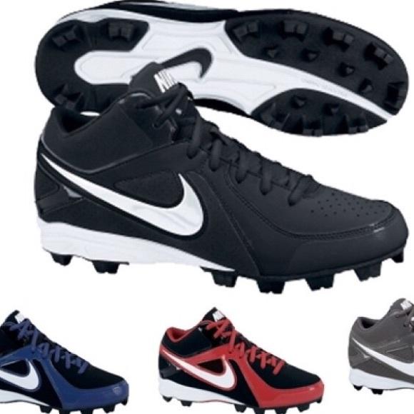 718c938f6eb Nike Low Top Keystone Cleats