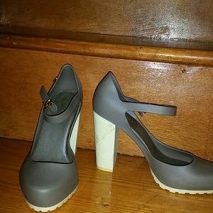 Melissa Cap toe heels