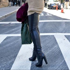 H&M Pants - BUNDLE- Leather Skinny Pants/ leggings