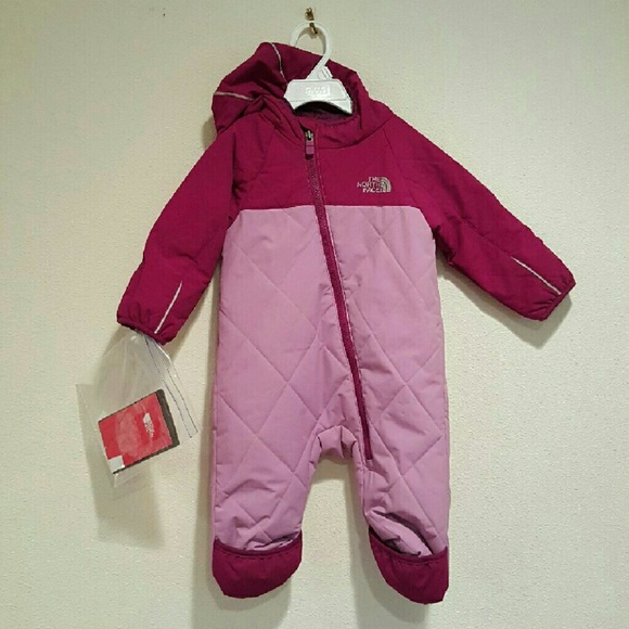 4a8417d33 The North Face Infant Toddler Toasty SnowSuit