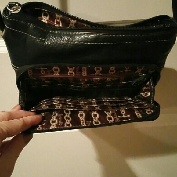 Tignanello Bags - Reduced Tiganello purse long strap crossbody