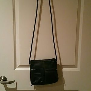 Reduced Tiganello purse long strap crossbody