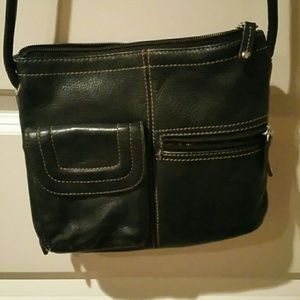 Tignanello Bags - Reduced Tiganello purse long strap crossbody