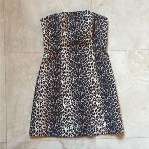 Vintage Cache Cheetah Print Dress
