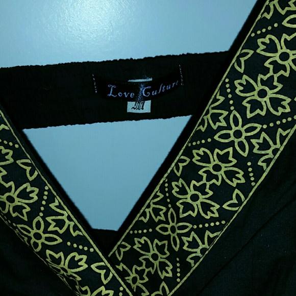 Love Culture Tops - Love culture medium top adjustable straps
