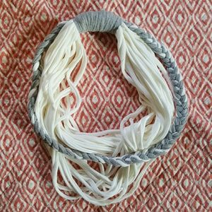 Accessories - Cute jersey cowl scarf