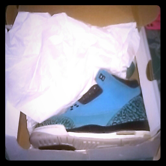 buy popular f4aa9 e06d0 Powder blue 3s price negotiable