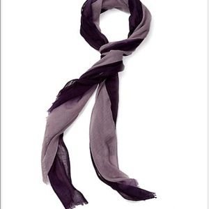 Wool lucky brand scarf