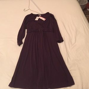 Destination Maternity  Dresses & Skirts - Destination Maternity Violet Dress - Size XL - NWT