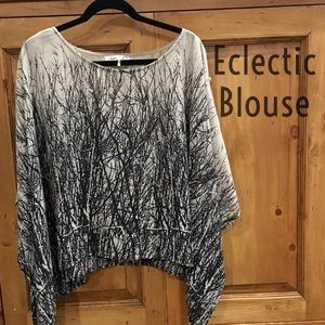 Tops - Eclectic Blouse