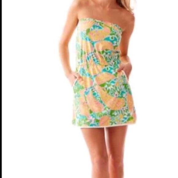 05e1b85d34c662 Lilly Pulitzer Dresses | Pop Goes The Lemur Romper | Poshmark