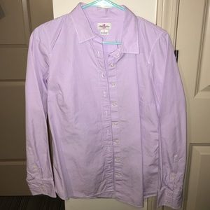J.Crew button down checkered shirt