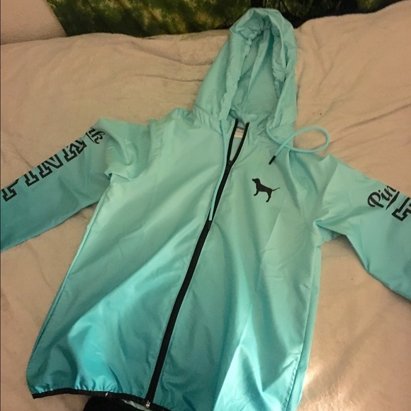 PINK Victoria's Secret - ONE DAY SALE Pink windbreaker anorak from ...