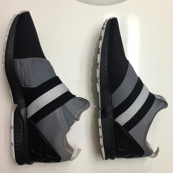 adidas Originals ZX Flux GS Trainers in Core Black S82695 UK 5 EU