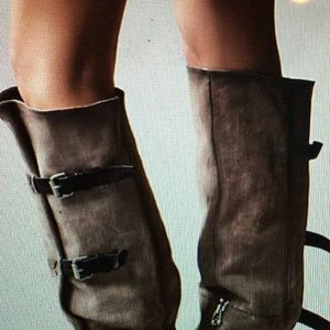 5625c90e7f9 Free People Shoes - A.S.98 for Free People  Tatum over the knee boots