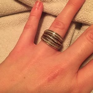 Gorgeous David Yurman ring