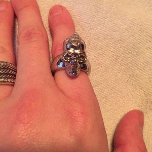 Jewelry - Alexander McQueen skull ring