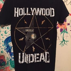 Hollywood Undead Band T