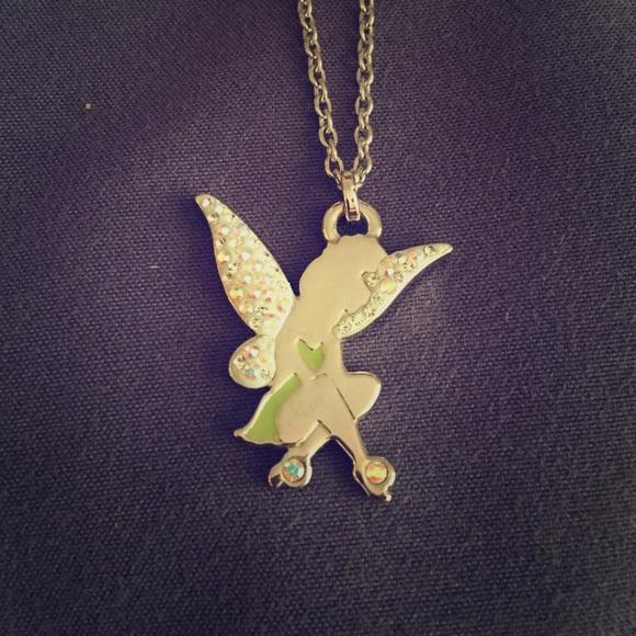 Jewelry swarovski tinkerbell necklace poshmark swarovski tinkerbell necklace aloadofball Gallery