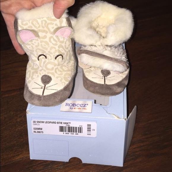 Baby Robeez Warm Winter Boots | Poshmark