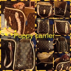 Accessories - Puppy carrier @ladydar only do not buy